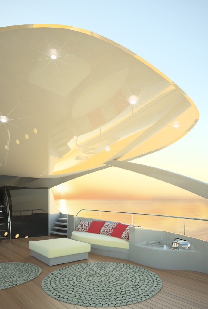 Yacht Program is a collection of marine carpets for yachts and luxury cruise ships by Luxury Carpets Studio