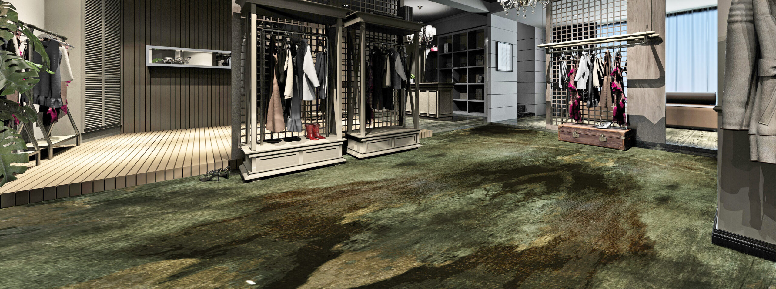 Luxury Carpets For retail